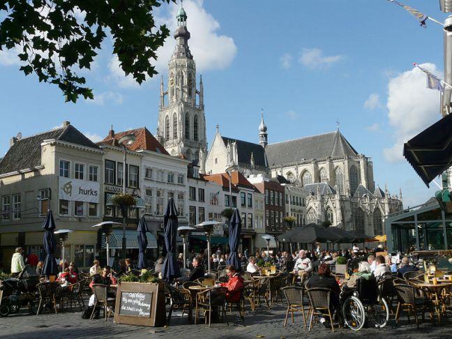 Breda - Grote Markt