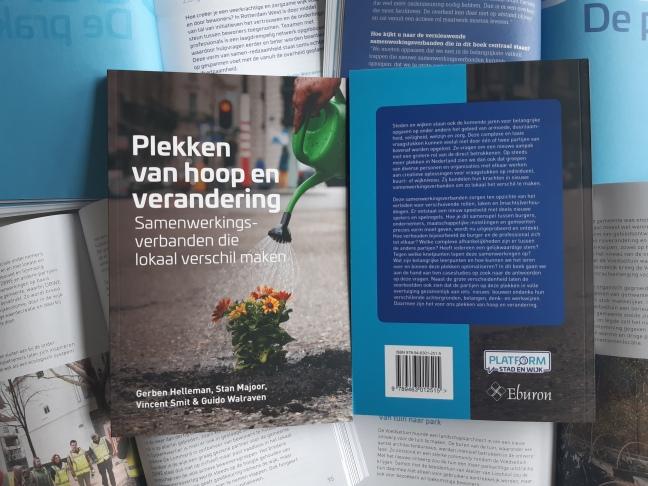 Boek Plekken van hoop en verandering - Platform Stad en Wijk