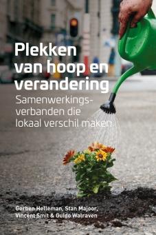 Cover Boek Plekken van hoop en verandering - Platform Stad en Wijk